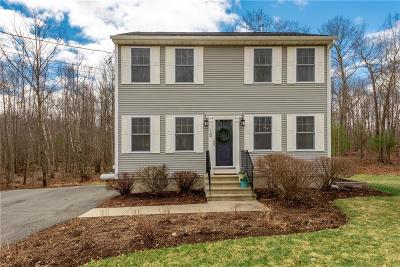 Scituate Single Family Home Act Und Contract: 15 Rolling Green Dr