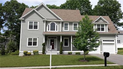Coventry Single Family Home For Sale: 15 Timber Trl