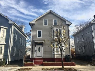 Providence Multi Family Home For Sale: 91 Oakland Av