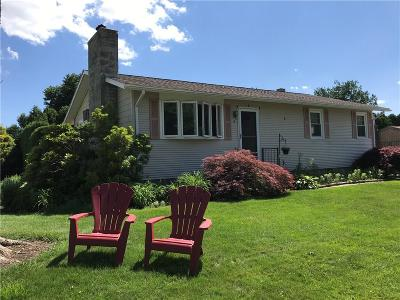 Narragansett Single Family Home For Sale: 2 Thornapple Rd