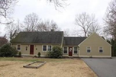 Lincoln Single Family Home For Sale: 114 Old River Rd