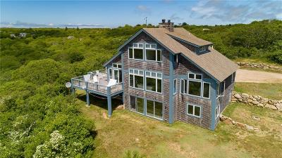 Block Island Single Family Home For Sale: 1312 Cooneymus Rd