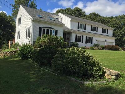 Westerly Single Family Home For Sale: 11 Happy Valley Rd