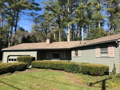 Hopkinton Single Family Home For Sale: 25 Brook Dr