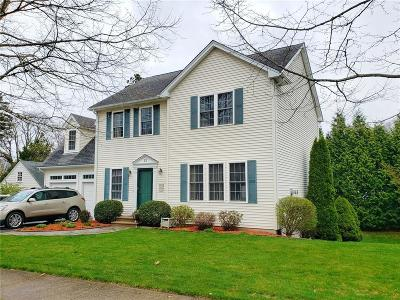 Warwick Single Family Home Act Und Contract: 22 Patrick Wy