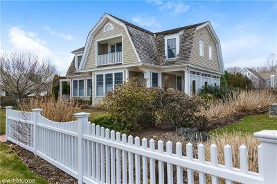 North Kingstown Single Family Home For Sale: 23 Harbor Ct