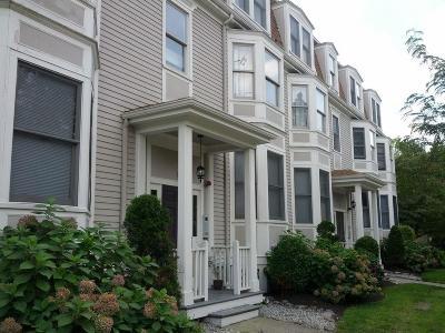 Providence Condo/Townhouse For Sale: 8 Slocum St, Unit#9 #9