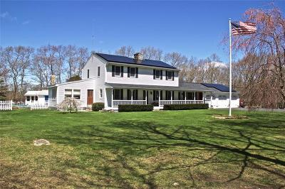 Exeter Single Family Home For Sale: 224 Kenney Hill Road