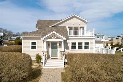 Narragansett Single Family Home For Sale: 7 Greenbrier Rd