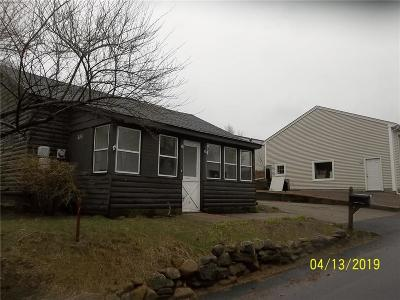 Coventry Single Family Home For Sale: 633 Arnold Rd