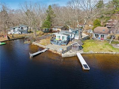Exeter Single Family Home Act Und Contract: 142 West Shore Dr
