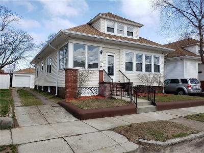 Cranston Single Family Home For Sale: 21 Netherlands Av