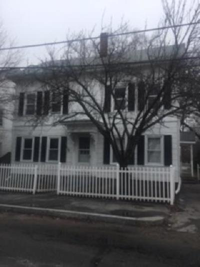 Lincoln Multi Family Home Act Und Contract: 23 Union St