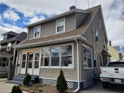 Providence Single Family Home For Sale: 55 Cyr St