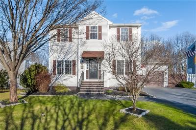 East Providence Single Family Home For Sale: 47 Carousel Dr