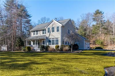 Exeter Single Family Home Act Und Contract: 51 Cobblestone Hill Rd