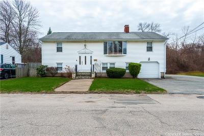 Single Family Home For Sale: 124 Fordson Av