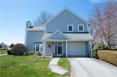 Middletown Condo/Townhouse For Sale: 125 Corey Lane