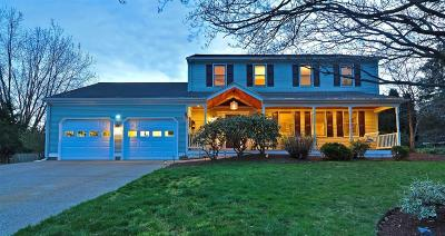 East Greenwich Single Family Home For Sale: 65 Ridgefield Dr