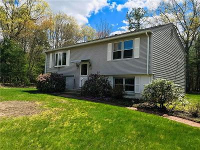 Coventry Single Family Home For Sale: 20 Nichole Lane