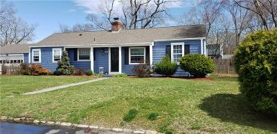 Warwick Single Family Home For Sale: 116 Canna St