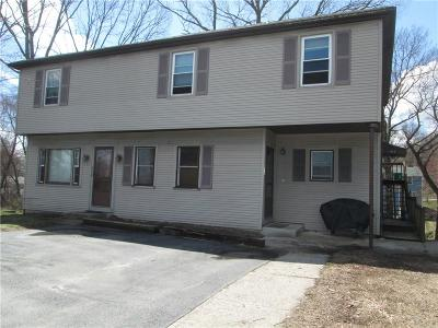 Lincoln Multi Family Home For Sale: 408 Old River Rd