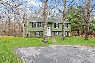 East Greenwich Single Family Home For Sale: 165 Shippeetown Rd