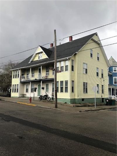 Woonsocket Multi Family Home For Sale: 191 Grove St
