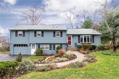East Greenwich Single Family Home Act Und Contract: 56 Hickory Dr