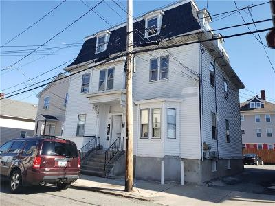Providence Multi Family Home For Sale: 130 Chester Av