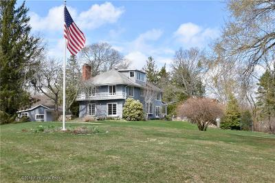 South Kingstown Single Family Home For Sale: 441 Post Rd