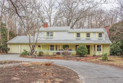 Barrington Single Family Home For Sale: 385 Sowams Rd