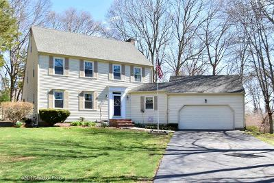 North Kingstown Single Family Home Act Und Contract: 37 Aspen Ct