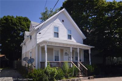 Pawtucket Multi Family Home For Sale: 122 Hughes Av