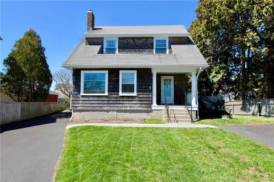 Newport County Single Family Home Act Und Contract: 193 Coggeshall Av