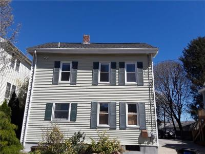 Providence Single Family Home For Sale: 21 Vaughan St