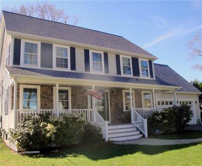 Warwick Single Family Home For Sale: 9 Dory Rd
