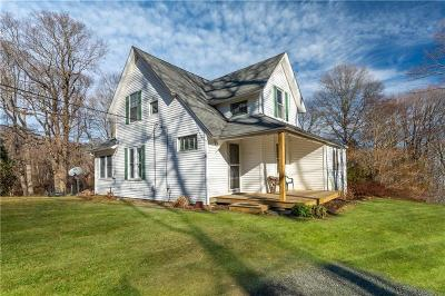 Jamestown Single Family Home For Sale: 20 Fairview St