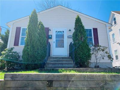 Pawtucket Single Family Home For Sale: 254 Lafayette St