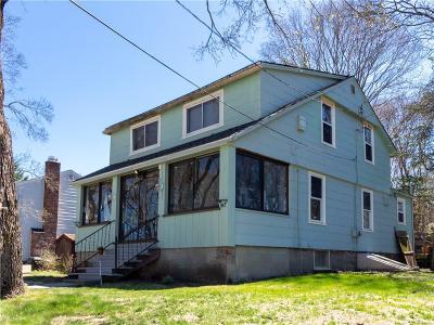 Warwick Single Family Home For Sale: 54 Beaver Av
