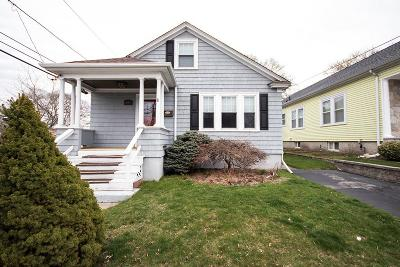 Providence Single Family Home For Sale: 693 River Av