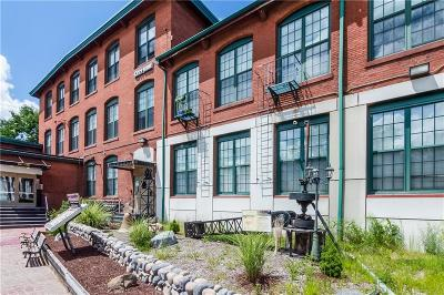 Bristol County, Kent County, Newport County, Providence County, Washington County Condo/Townhouse Act Und Contract: 1117 Douglas Av, Unit#497 #497