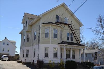 Pawtucket Multi Family Home For Sale: 9 - 11 Pond St