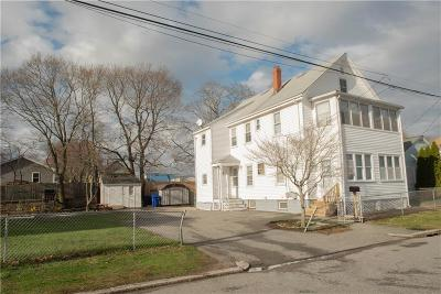 Pawtucket Multi Family Home For Sale: 86 Cameron St