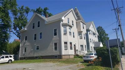 Providence Multi Family Home For Sale: 1045 Elmwood Av