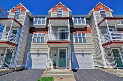 Cumberland Condo/Townhouse Act Und Contract: 6 Nate Whipple Hwy, Unit#402 #402