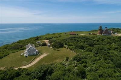Block Island Single Family Home For Sale: 1635 - & 331 Southeast Rd