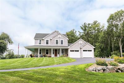 Smithfield Single Family Home For Sale: 459 - 463 Log Rd