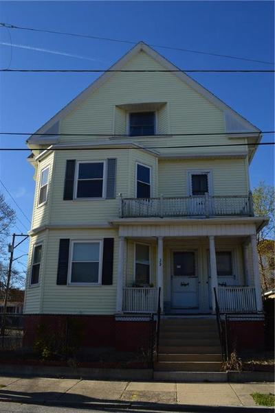 Providence Multi Family Home For Sale: 31 Ashmont St