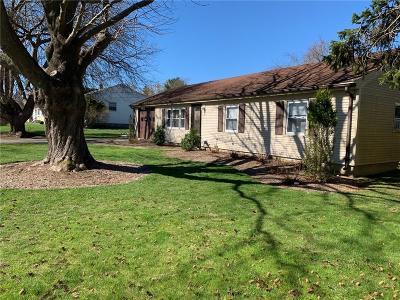 Narragansett Single Family Home For Sale: 13 Cornell Rd